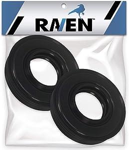 Raven Washing Machine Tub Seal Replaces Whirlpool W10324647 W10006371 AP4567772 (2 Pack)
