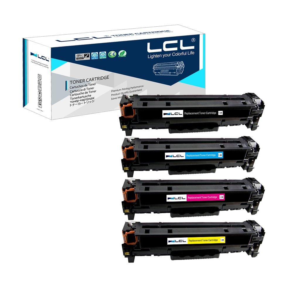 Toner Alternativo ( X4 ) 4 Colores 202A CF500A CF501A CF502A CF503A M254dw MFP-M281dw MFP-M281CDW MFP-M281FDW MFP-M280