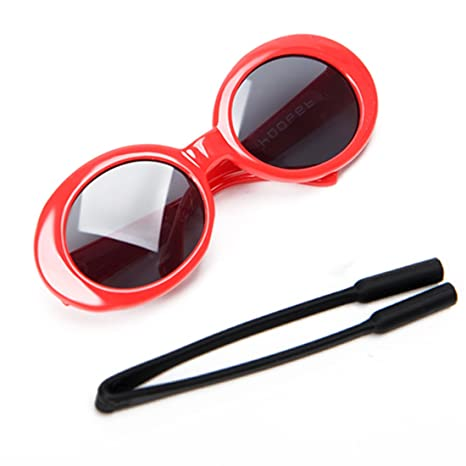 feiling Gatos Gafas de Sol Retro Gato Accesorios Cosplay ...