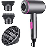 1800 Watt Pro Infrared Technology Hair Dryer by Beaucares - Protects, Adds Shine, and Blow Dries Hair for Salon Quality…