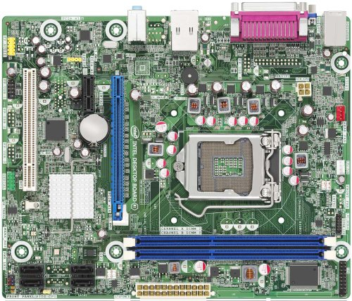 Intel DH61WWB3 Micro ATX LGA1155 Motherboard