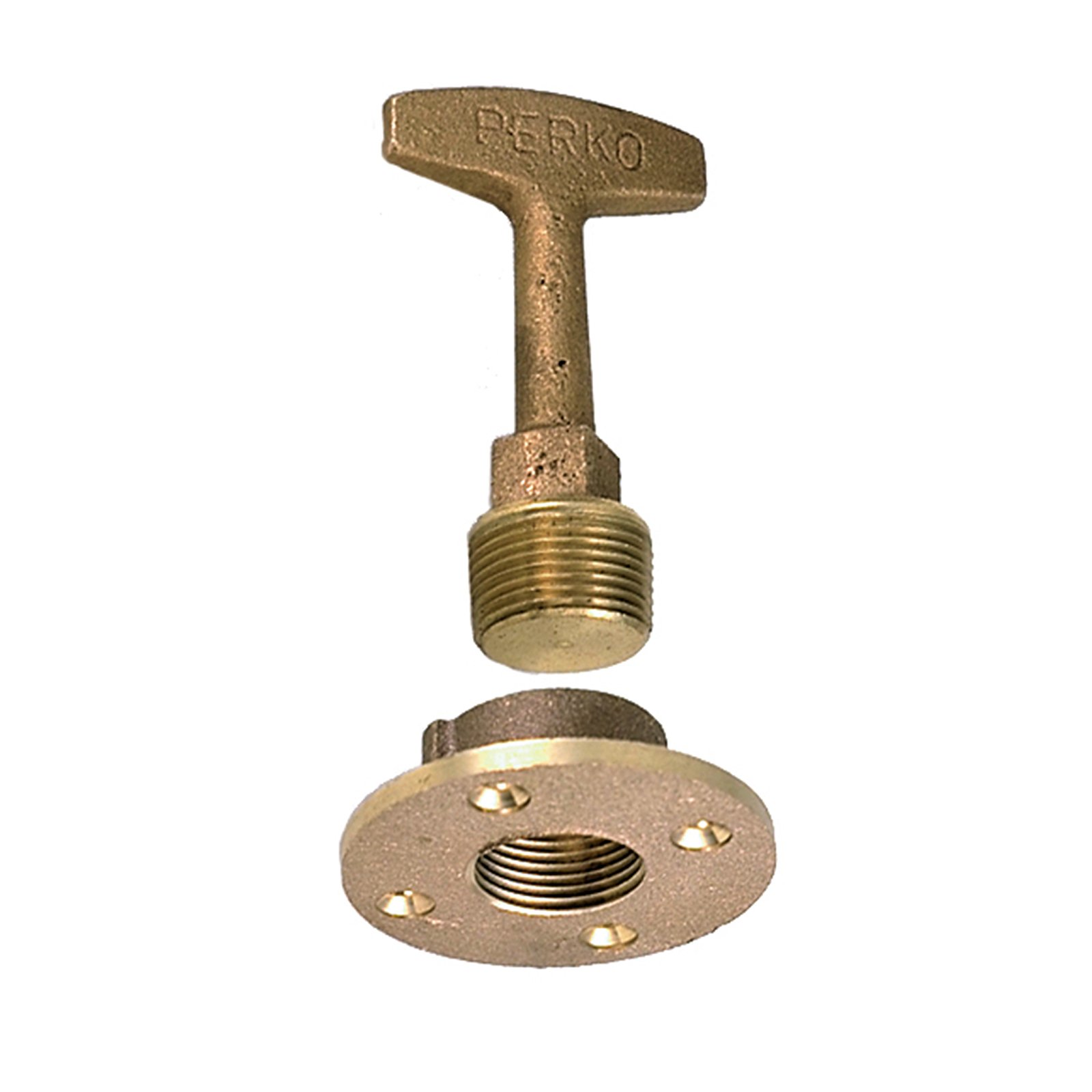 Perko 0266DP0PLB Garboard Drain Plug by Perko