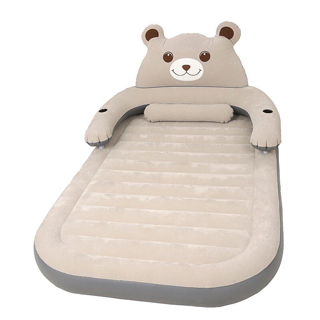 GSS-Matratze, Luftmatratze, Schlafsofa, für Doppelbett, tragbar, aufblasbar, orthopädisch, Pappe