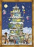 Richard Sellmer The Tower Milk Chocolate Advent Calendar