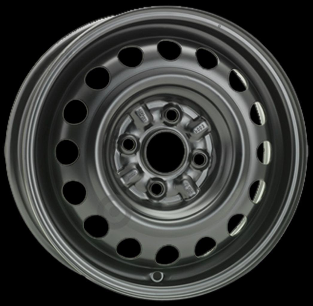 Alcar 4940 –  4, 5 x 14 ET39 4 x 100 Stahlfelge