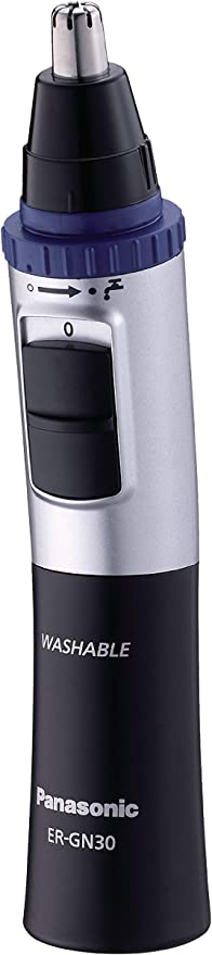 Panasonic ER-GN30 - The Best Nose Trimmer For Precise Trimming