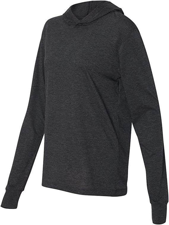 Bella Unisex Polycotton Fleece Pullover Hoodie Canvas Streetwear Hoodies