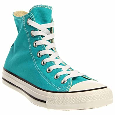 f717b48e47ca Converse Chuck Taylor All Star Hi-Top Casual Shoe (Mediterranean Blue