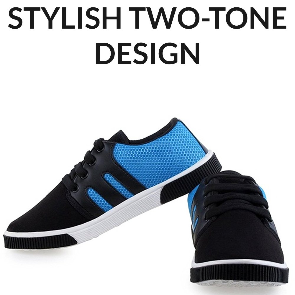 23b825035a1b Birde Men s Combo Pack of 2 Canvas Causal Designer Loafer Shoes for Men and  Boys  Buy Online at Low Prices in India - Amazon.in