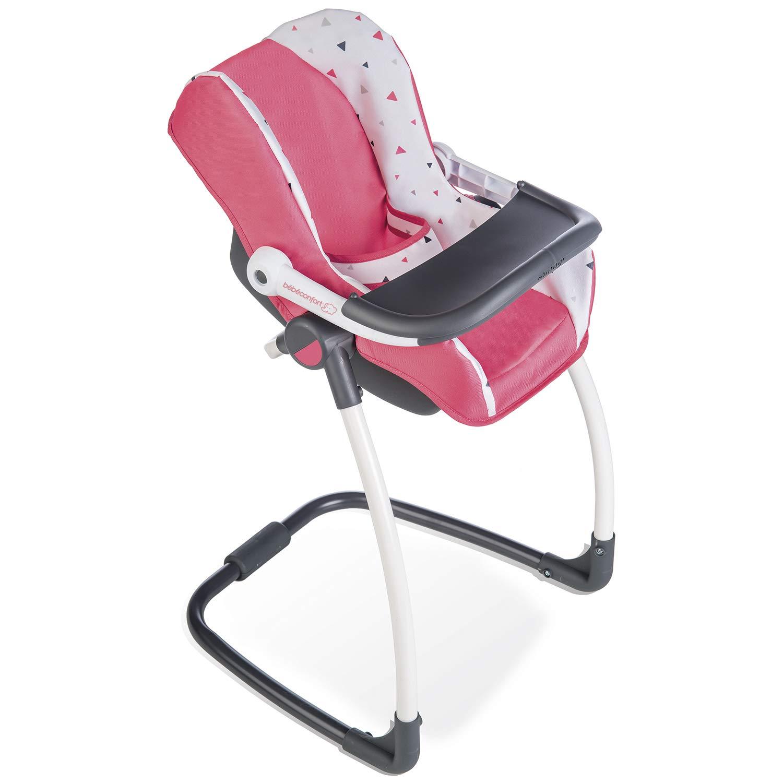 Smoby - 240231 - Bébé Confort - Siège + Chaise Haute pour Poupon 3 en 1 7/240231