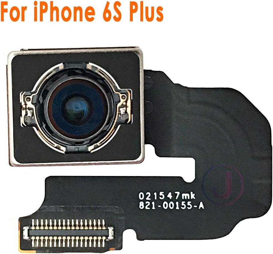 Johncase New OEM 12MP Autofocus Main Back Rear Camera Module Flex Cable Replacement Part Compatible for iPhone 6s Plus (All Carriers)