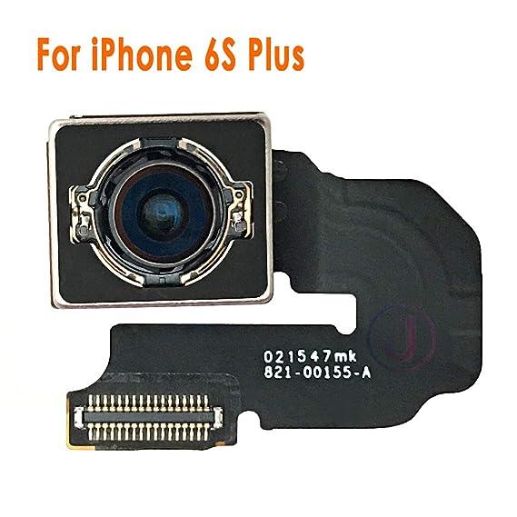 c95ede93f21 Amazon.com: Johncase 12MP Autofocus Main Back Rear Camera Module Flex Cable  Replacement Part Compatible iPhone 6s Plus 5.5