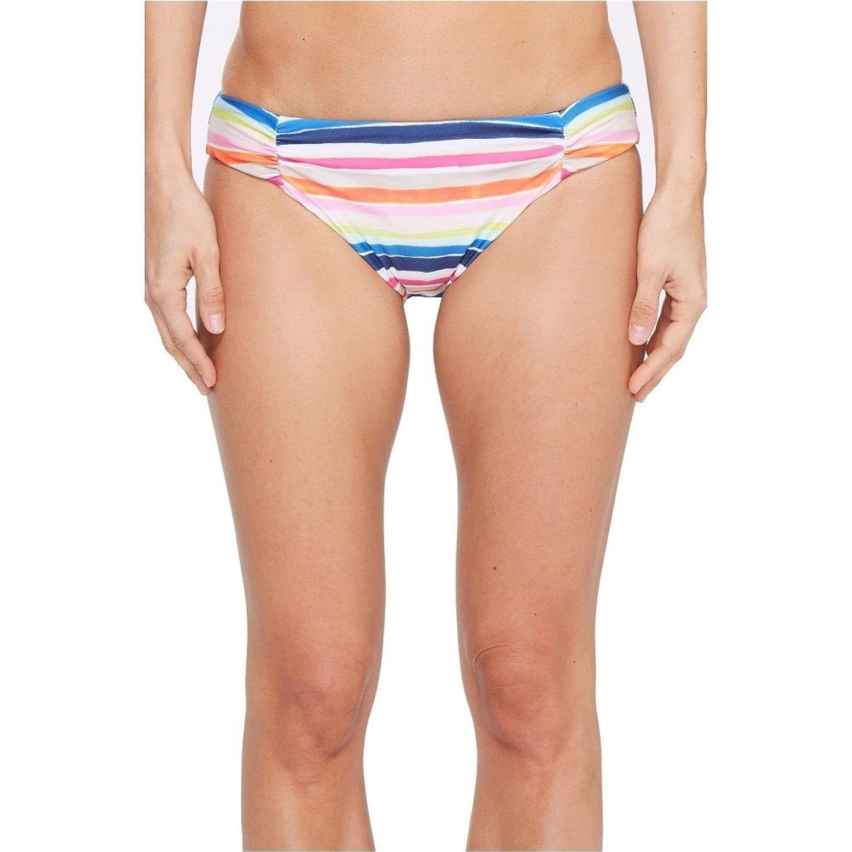 (スプレンディッド) Splendid レディース 水着ビーチウェア ボトムのみ Watercolor Horizon Reversible Retro Pants [並行輸入品] B078TGDRJP