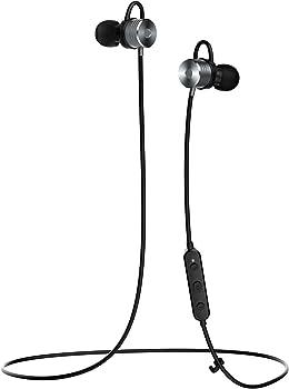 Otium M8 Magnetic Bluetooth Sweatproof Earphones with Mic
