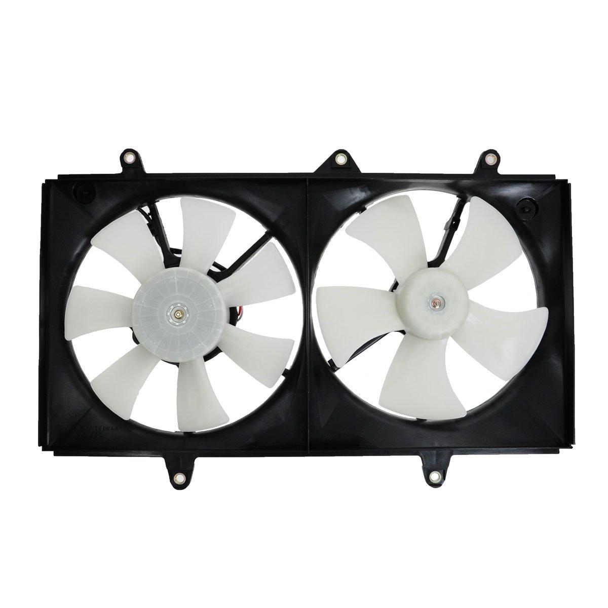 Radiator Cooling Fan w/Motor for 98-02 Toyota Corolla TRQ
