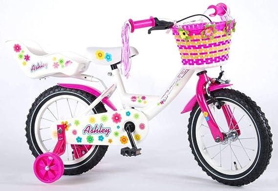 Bicicleta Chica 14 Pulgadas Ashely Freno delantero al Manillar y ...