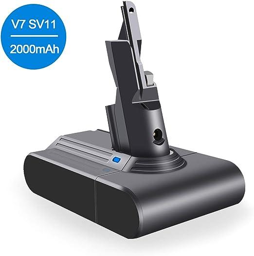 DTK Bateria para Dyson V7 SV11 Animal/Trigger/Trigger+ / Motorhead ...