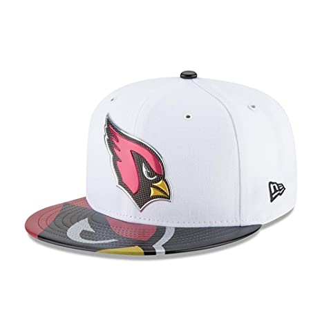 f57c00d6345 New Era NFL Arizona Cardinals 2017 Draft On Stage 59Fifty Fitted Cap