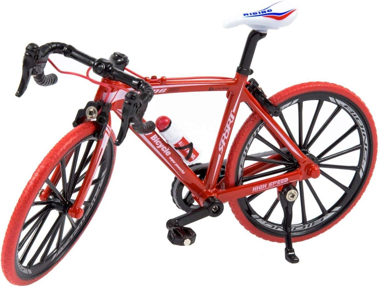 Speedrid Ebike Ergonomisches Elektrofahrrad Mini-Fahrrad Modell-Rot