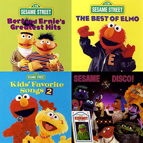 Bedtime with Sesame Street