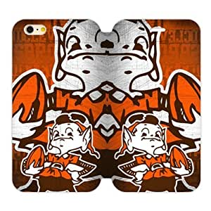 Hoomin Funny Cleveland Browns Design iPhone 6plus 5.5 hjbrhga1544