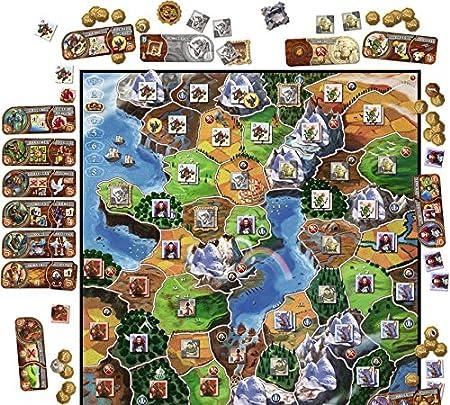 Asmodee – Juego de Estrategia – Small World: Amazon.es: Juguetes y juegos