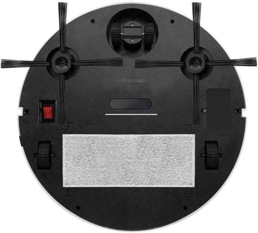 Aquila Robot Tactile Balayage Automatique, Machine de Nettoyage ménager Paresseux, aspirateur Intelligente AQUILA1125 (Color : White) White