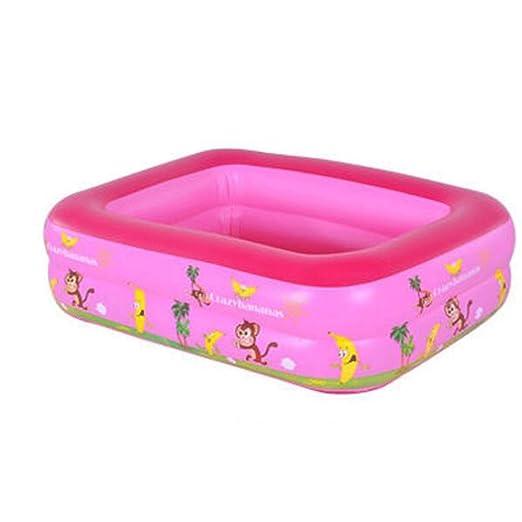 QZz Home® Baño Inflable Plegable de la Tina de los niños Balón ...
