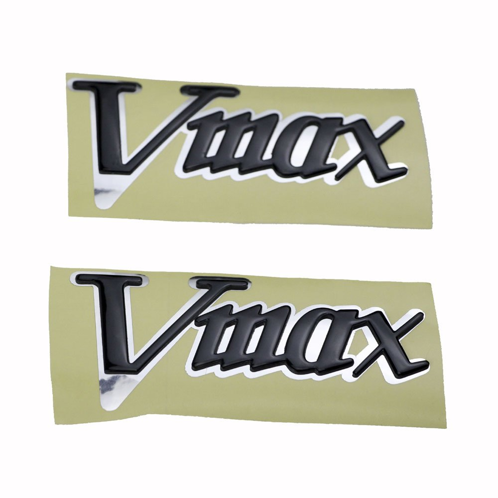 PRO-KODASKIN Motorcycle 3D Raise Universal Emblem Stickers Decal VMAX for VMAX 1200