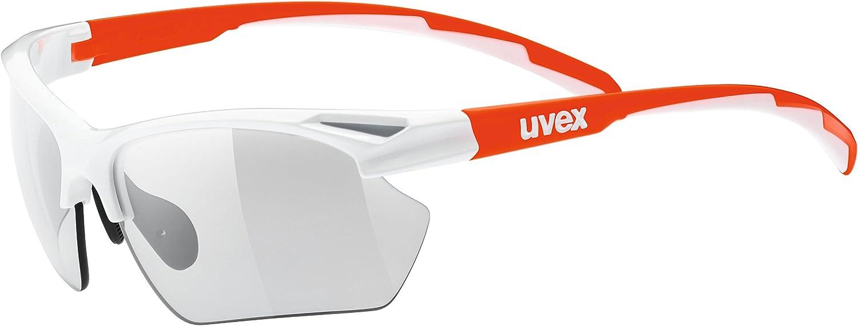 uvex(ウベックス) sportstyle 802 v small 5308948301 ホワイトオレンジ