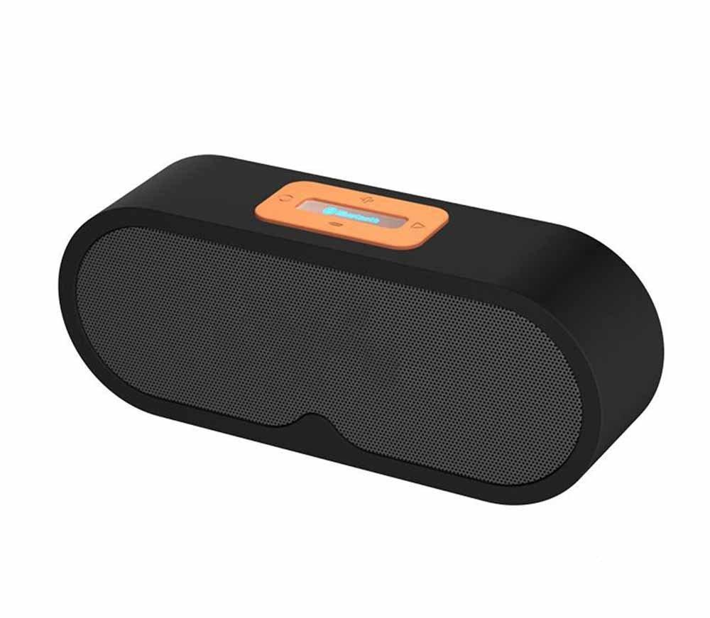 Kaxima Wireless Bluetooth Speaker Treble Mini Speaker support Card