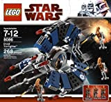 LEGO Star Wars Droid Tri-Fighter (8086)