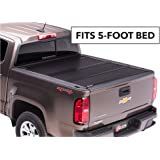 BAK Industries BAKFlip G2 Hard Folding Truck Bed Cover 226503 2000-04 NISSAN Frontier 5'