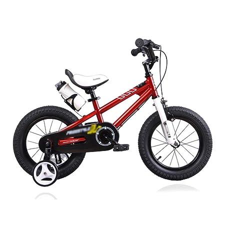 KOSGK Bicicletas Bebé para NiñOs Deluxe Bicicletas Cochecito para ...