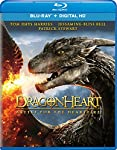 Cover Image for 'Dragonheart: Battle for the Heartfire [Blu-ray + Digital HD]'