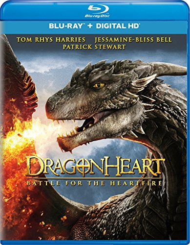Dragonheart: Battle for the Heartfire [Blu-ray]