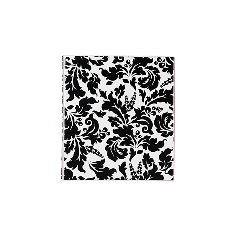 """Avery Durable View Binder With 1"""" Round Rings, Damask"""