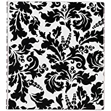 """Avery Durable View Binder with 1"""" Round Rings, Damask (26747)"""