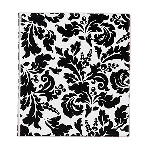 Avery Durable View Binder with 1 Round Rings, Damask - Durable Reference Avery View Binders