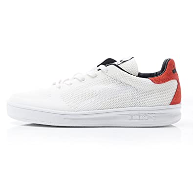 Diadora B Elite Men White White Shoes