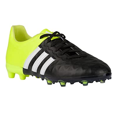 48eae629d Image Unavailable. Image not available for. Color  Adidas ACE 15.1 FG AG  Leather Junior Soccer Cleats ...