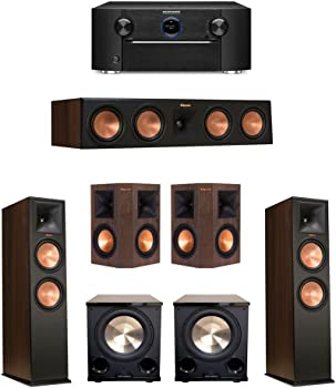 Klipsch 5.2-Channel Home Theater System w/Speakers