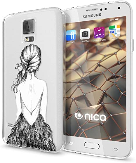 cover samsung s5 neo trasparente