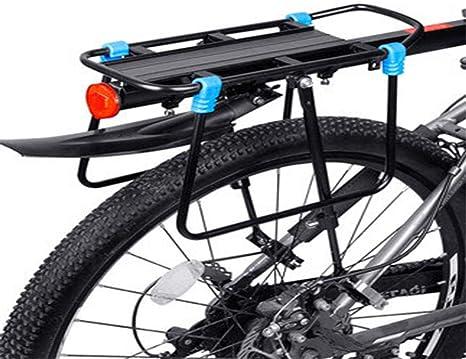 Bicicleta de montaña Asiento Trasero Marco de Liberación Rápida ...