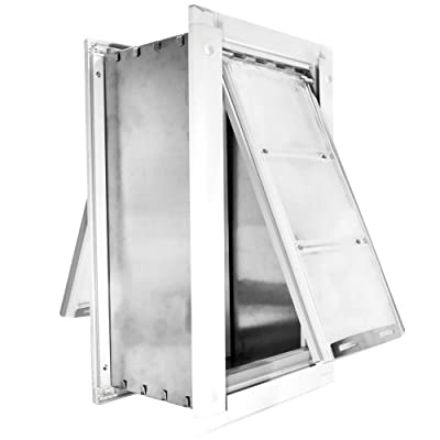 Patio Pacific - Endura Flap Wall Mount pet door