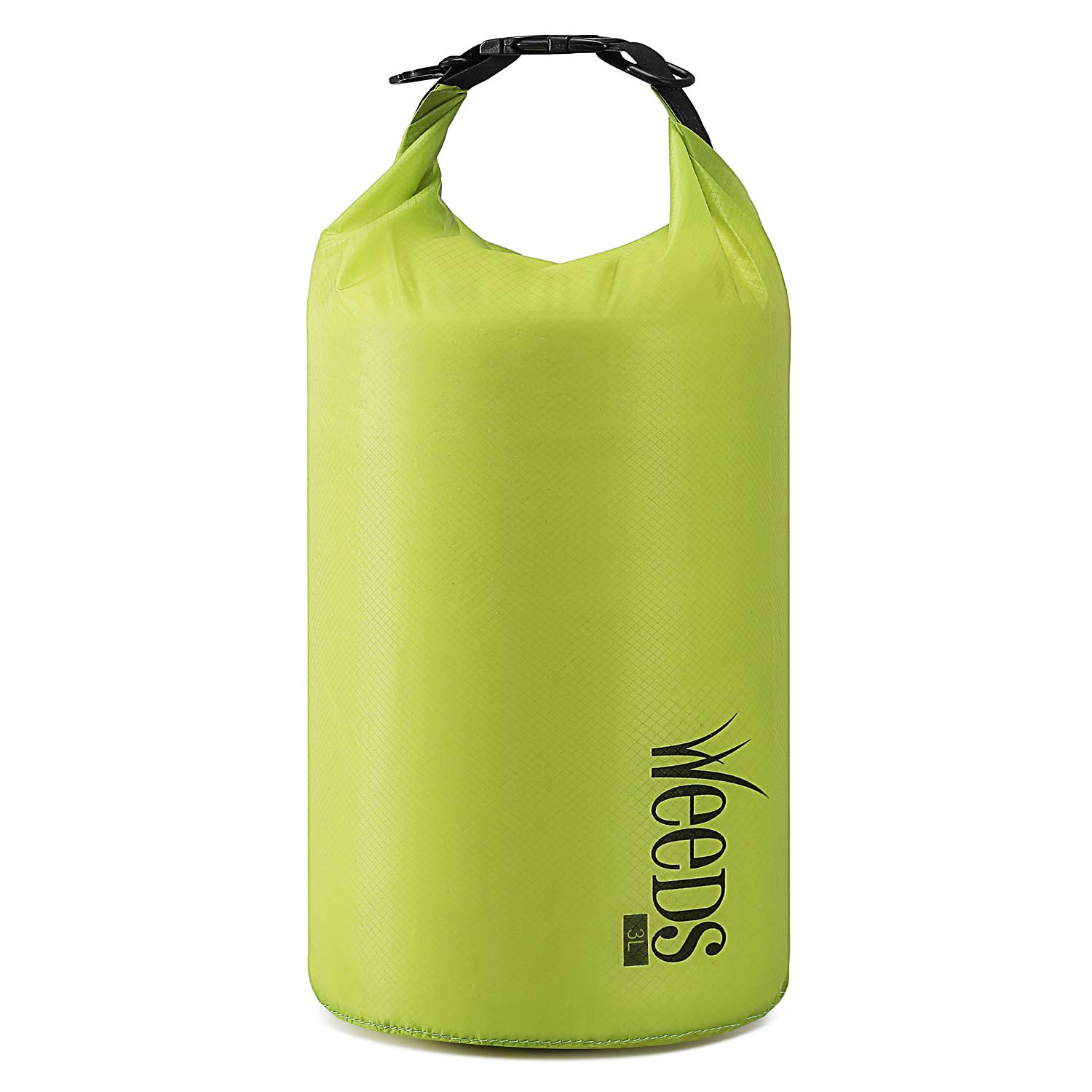 Weeds Waterproof Ultra Lightweight Dry Bag Dry Sack Roll-Top Closure Compression Sack for Swimming Fishing Boating Rafting Canoeing Kayaking Hiking and Camping