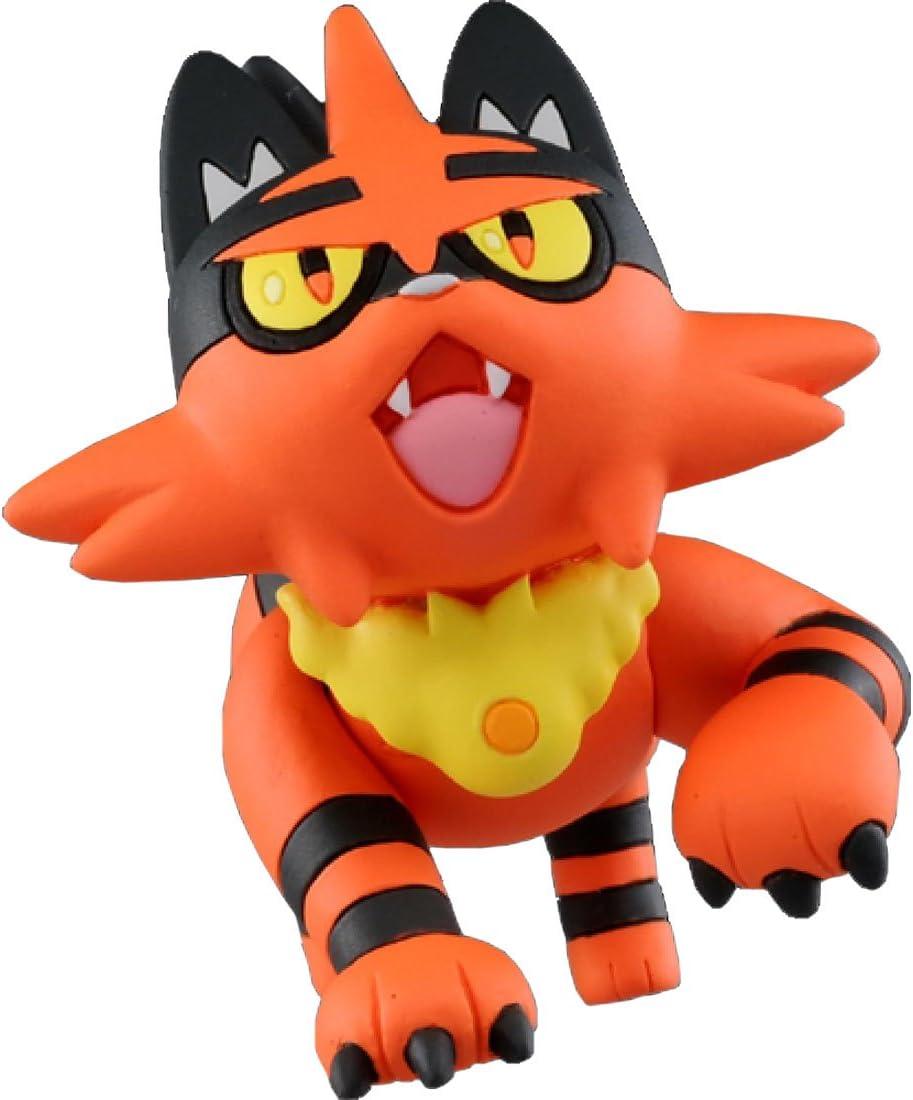 Takara Tomy Pokemon Collection ESP/_13 EX Moncolle Torracat 2 Action Figure