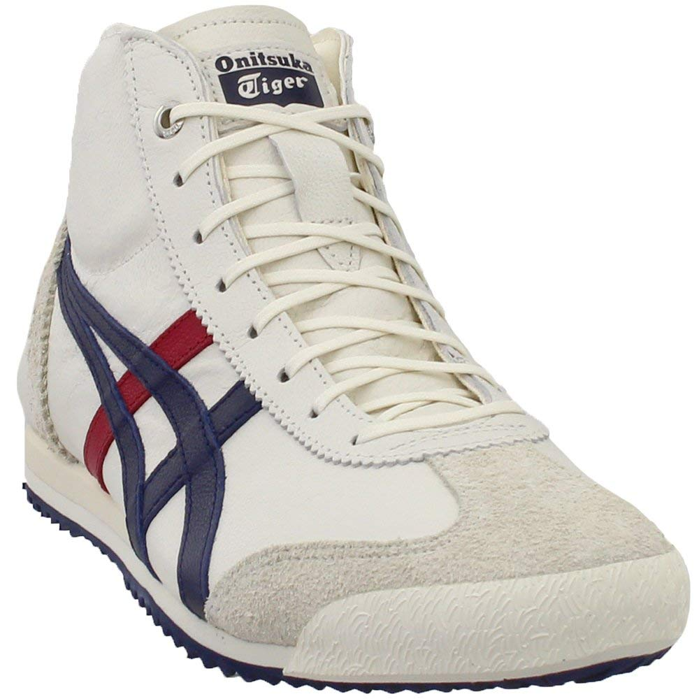 low priced ef114 f9e07 Amazon.com: ASICS Onitsuka Tiger Unisex Mexico 66 SD MR (9 M ...