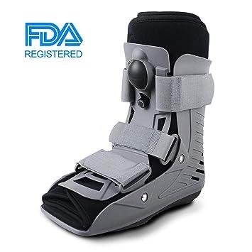 Amazon.com: Bota para caminar para fractura de estrés, pie ...