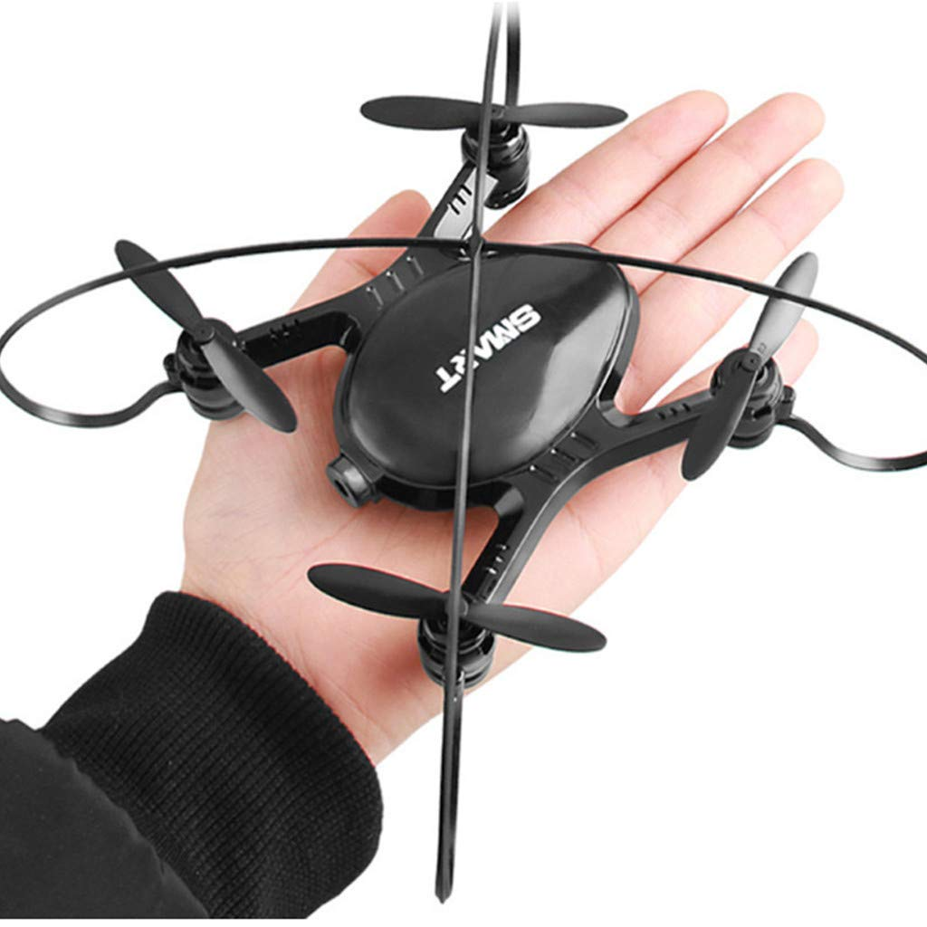 MOZATE 2.4G RC Remote Control Drone Quadcopter Wi-fi FPV Helicopter 4 Axis Aircraft (Black) by MOZATE (Image #3)